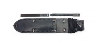 Pouzdro UTON OG-4 / Black Leather
