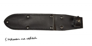 Pouzdro UTON OG-1 / Black Leather